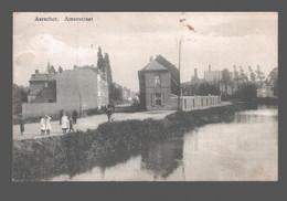 Aarschot - Amerstraat - Geanimeerd - 1911 - Aarschot