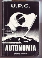 U.P.C. Autonomia - Ghugnu 1991 - Geschiedenis