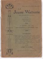 La Jeune Wallonie : OLLOY  J.CHOT, Les Cours D'amour D'ostende Et De Spa, ..... - Belgium