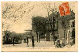 CONDE-SMENDOU - La Mairie - Voir Scan - Autres Villes