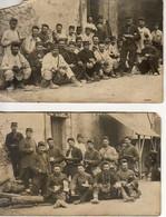 D47  Les Réservistes Au Camp De Casteljaloux  En 1911  ........ CARTE PHOTO - Casteljaloux