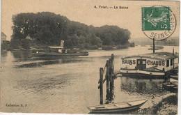 PENICHE     TRIEL - Houseboats
