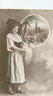 Carte    - Femme  ,   Folklore D 'Alsace     C666 - Mujeres