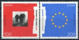 EUROPA  ALLEMAGNE Yv 1622/3 MNH Neufs** - - 1995