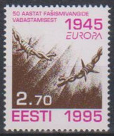 EUROPA  Estonie Yv 263 MNH Neufs** - - 1995