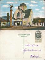 Brüssel Bruxelles Ausstellung 1910 Palais Allemagne Deutsche Halle 1910 - Unclassified