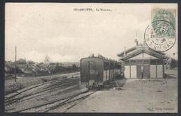 CHAMPLITTE. LE TRAMWAY - Otros Municipios