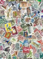 MONDE 1000 Timbres DIFFERENTS -  Livraison GRATUITE France + Monde - Alla Rinfusa (min 1000 Francobolli)