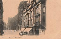 LILLE : L'HOTEL DE VILLE - Lille