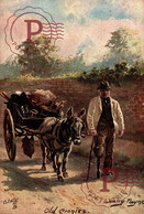 OLD CRONIES HARRY PAYNE  ANE DONKEY EZEL - Altre Illustrazioni