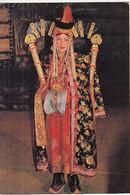 97825- MISS NANSOLMA FROM THE OPERA AMONG THE SORROW MOUNTAINS, ULAANBAATAR OPERA HOUSE - Mongolia