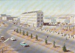 97827- ULAANBAATAR PEACE AVENUE, CAR - Mongolia