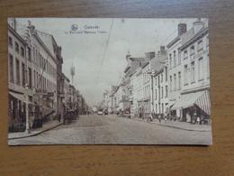 Oostende: Le Boulevard Alphonse Pieters -> Beschreven 1930 - Oostende