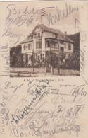 8575) TÜBINGEN - A.M.V. STOCHDORPHIA I. S.V. - Studentenvereinigung - Studentika - ALT ! 3.5.1925 - Tuebingen
