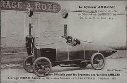 CHARLEVILLE --Garage ROZE - Le Cyclocar - AMILCAR-  TRES ORIGINAL - Charleville