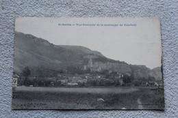 Sain Sorlin, Vue Générale Et La Montagne De Talaboit, Rhône 69 - Other Municipalities