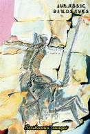 Carte Postale, Animaux Prehistoriques, Jurassic Dinosaurs, Serikornis Sungei - Altri