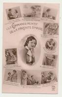Carte Fantaisie Femme - Les Commandements De La Parfaite épouse... - Vrouwen