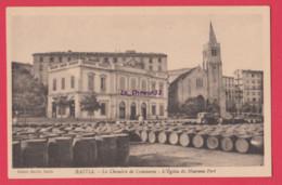 20- 2B---BASTIA---La Chambre De Commerce---cpsm Pf - Bastia