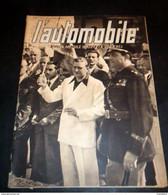 L' Automobile - Rivista Illustrata Del R.A.C.I. - Anno I - N. 6 - Giugno 1939 - Autres