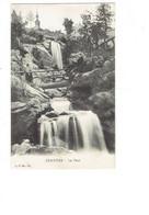 Cpa - 74 - Samoëns - Le Parc - L.F. N°772 - Animation Cascade - Samoëns