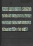 FRANCE TYPE SAGE N° 75 + Cachet à Date + Nuances Diverses - REF 1604- 89 Timbres - Colecciones Completas