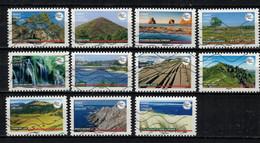 Nouveauté 2021 11 Timbres France Terre De Tourisme - Used Stamps