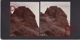 NEUSSARGUES BASALTIC LAVA VOLCANIC PUY DE DOME 15] Cantal +-17*9CM ESTEREOSCOPICA STEREOSCOPIC Francestereo - Stereoscopio