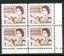 Canada MNH 1967-73 - Neufs