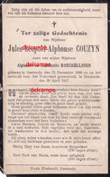 Oorlog Guerre Jules Couzyn Oostende Sergant 5 LI Gesneuveld Te Diksmuide 30 April 1917 Kaaskerke Boeckeljoen - Devotion Images