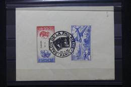 FRANCE - Bloc Précurseur De La CNEP Oblitéré En 1946 - L 104875 - CNEP
