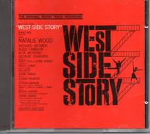 """WEST SIDE STORY """"THE ORIGINAL SOUND TRACK RECORDING"""" CD - Musica Di Film"""