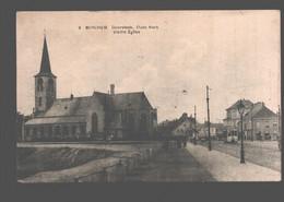 Berchem - Doorsteek, Oude Kerk - Antwerpen