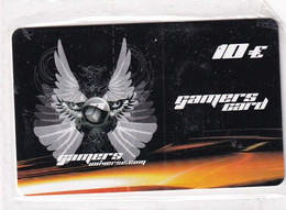 GREECE - Universe Gamers Card 10 Euro, Mint - Giochi