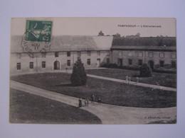 ARNAC POMPADOUR, L'entrainement - Arnac Pompadour