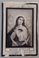 Joannes Baptista De Heldt-willebroeck 1837-1876 -voorzijde Boven-onder Beschadigd - Devotion Images