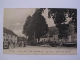 ST JULIEN LE VENDOMOIS, Corrèze, La Place - Other Municipalities