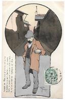 L'Absinthe - Homme - Illustrateur P. GEORGES - Non Classés