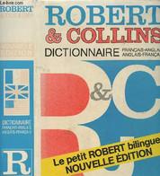 Robert-Collins Dictionnaire Français-Anglais/Anglais-Français - Atkins Beryl, Duval Alain, Cousin Pierre-Henri,etc - 198 - Dictionaries