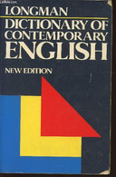 Longman Dictionary Of Contemporary English - Collectif - 1990 - Dictionaries, Thesauri