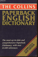 The Collins Paperbacks English Dictionary - Collectif - 1991 - Dictionaries, Thesauri