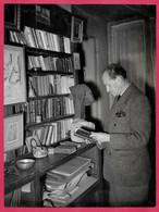 PHOTO Photographie De Presse : André SALMON Ecrivain Poète Journaliste 1881 (75011 Paris) 1969 (83 Sanary-sur-Mer) - Famous People