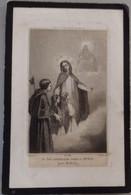 Antoinette Joséphine Fermont-lokeren 1846-malines 1862 - Devotion Images