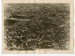 RARE COLMAR Vue D'avion Aerienne 30s 40s Bas Rhin Haut Rhin Alsace - Lugares