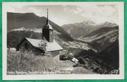 Beaufort-sur-Doron (73) Chapelle Des Curtillets Curtilles Et Grand-Mont 2scans - Beaufort