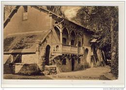 WARWICK -  Guys Cliff, Old Saxon Mill,  Used 1911 - Warwick