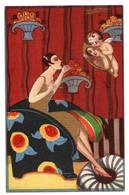 Chiostri - Ballerini & Fratini - Femme Girl Woman 1927 - Chiostri, Carlo