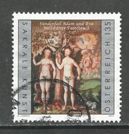 Oostenrijk 2021  Mi  Hogere Waarde,  Gestempeld - 2011-... Used