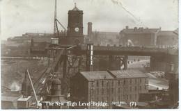 United Kingdom > England > Northumberland > Newcastle-upon-Tyne - The New High Level Bridge April 28th 1927 - Newcastle-upon-Tyne