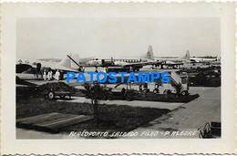 167612 BRAZIL BRASIL PORTO ALEGRE AIRPORT SALGADO FILHO AVIATION PHOTO NO POSTAL POSTCARD - Unclassified